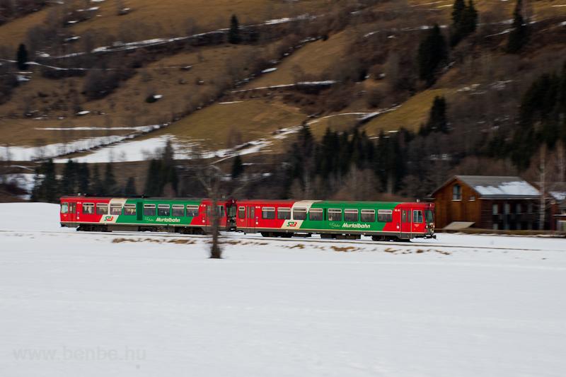 The StLB Murtalbahn VS43/VT picture