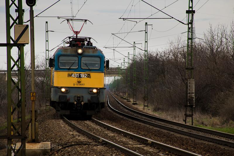 The 431 192 at Üllő photo