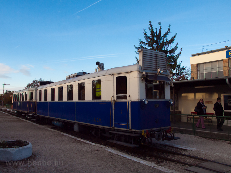 The ABamot 2 historic railc photo
