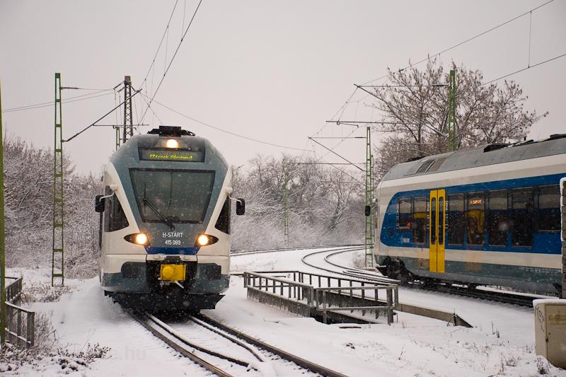 A 415 089 Ferencvárosban  fotó