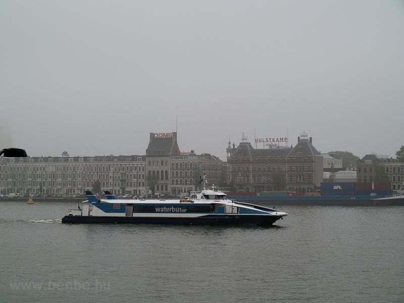 Waterbus katamarán Rotterda fotó