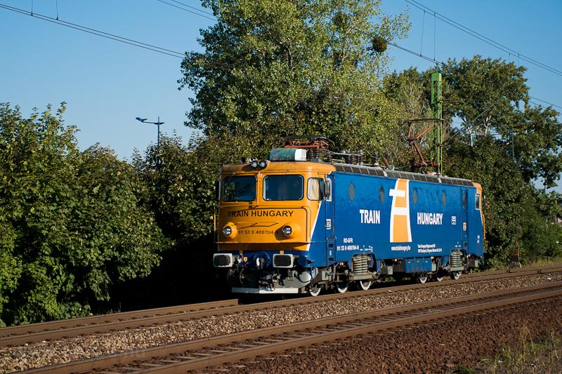 A Train Hungary 40 0704 Szemeretelepnél  fotó