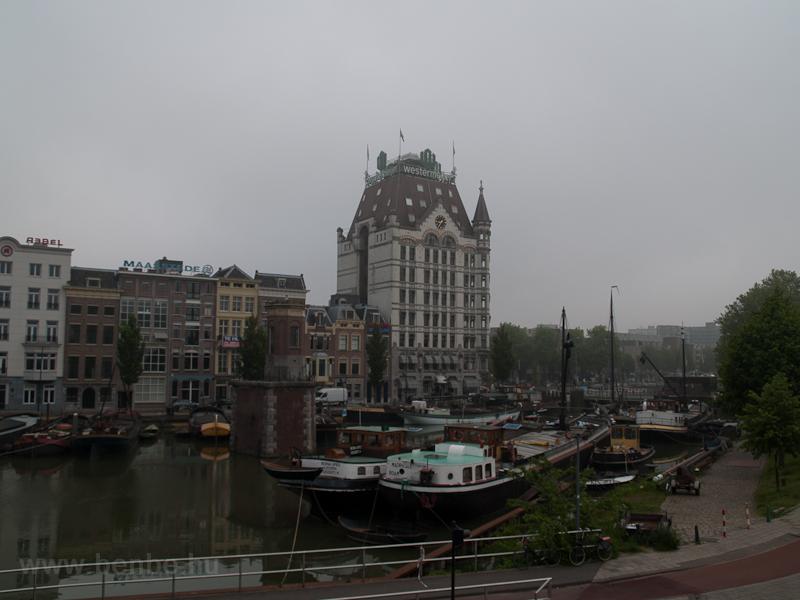 Az Oude Haven és a Witte Hu fotó