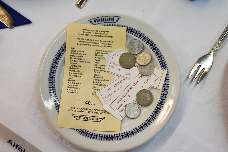 Utasellátó éttermek listája és étkezési utalványok  fotó