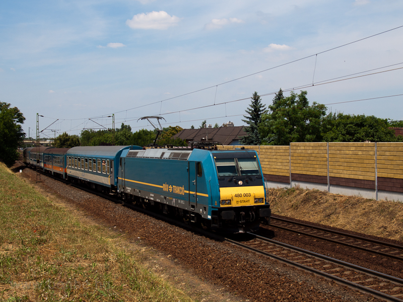 The 480 003 seen between Rá picture