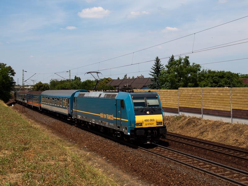 A 480 003 Rákos és Rákosheg fotó