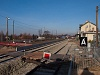 The reconstruction works at Esztergom railway station