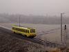 A GYSEV 247 505 Vasvár és Pácsony között