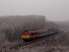 A 418 328 pályaszámú Csörgő Pácsony és Vasvár között