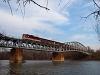 240-es Laminátka a komáromi Vág-Duna hídon