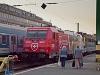 A 480 013 Máltai Szeretetszolgálat TRAXX a Déli pályaudvaron