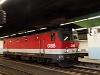 Az ÖBB 1144 271 Bécs Franz-Josefs-Bahnhof állomáson