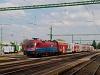 A RailCargoHungaria 1116 045 Wiesel emeletes személyvonattal Fertőszentmiklós állomáson