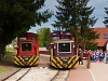 Mk48-411 és Mk48-404 Szalajka-Fatelep állomáson