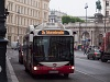 Electric bus at Vienna