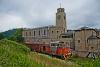 A 478 235 Salgótarjánban a vasgyári iparvágányon