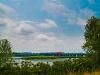 Csörgő a Tisza-tavon Tiszefüred és Poroszló között