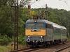 V43 1132 nem túl hosszú InterCity vonattal Mezőkeresztes-Mezőnyárádon