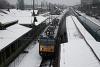 A 630 025 segélyez egy InterCity vonatot Pestszentlőrincen
