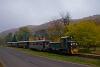 A Királyréti Erdei Vasút Mk48 2017 Morgónál