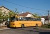 A Volánbusz HHR-654 rendszámú Ikarus C56-osa Márianosztrán