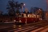 A 278 pályaszámú Ikarus-GVM trolibusz a Bécsi út/Vörösvári útnál