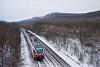 A MÁV-START 415 001 pályaszámú FLIRT motorvonata Szárliget és Szár között