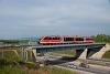 Ilyen sem lesz már... Desiro a MÁV-HÉV Kavicsbányai vonalán Csömör és Kistarcsa között, az M0 feletti hídon