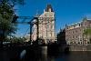 Az Aluminiumbrug felvonóhíd Amszterdamban