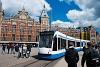 Amszterdami villamosok