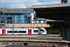 Az SNCB AM08 08099 pályaszámú Desiro ML motorvonat Bruxelles Midi / Brussels Zuid állomáson
