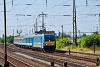 A 480 024 pályaszámú TRAXX érkezik Újszász felől Szolnokra