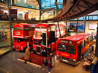 Buses of the London Transport Museum
