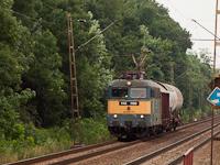 V43 1190 a Hatvan-Miskolc tolatós tehervonattal Mezőkeresztes-Mezőnyárádon Létezik még ez a vonat?