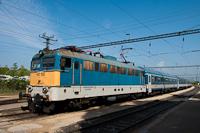 The 431 150 at Százhalombatta