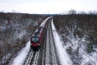Az ÖBB 1116 207 pályaszámú railjet-e Szárnál