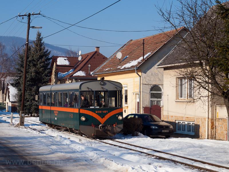 A Királyréti Erdei Vasút M06 401 Szokolya-Riezner és Szokolya-Mányoki között fotó
