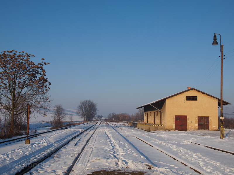 Pastovce station photo