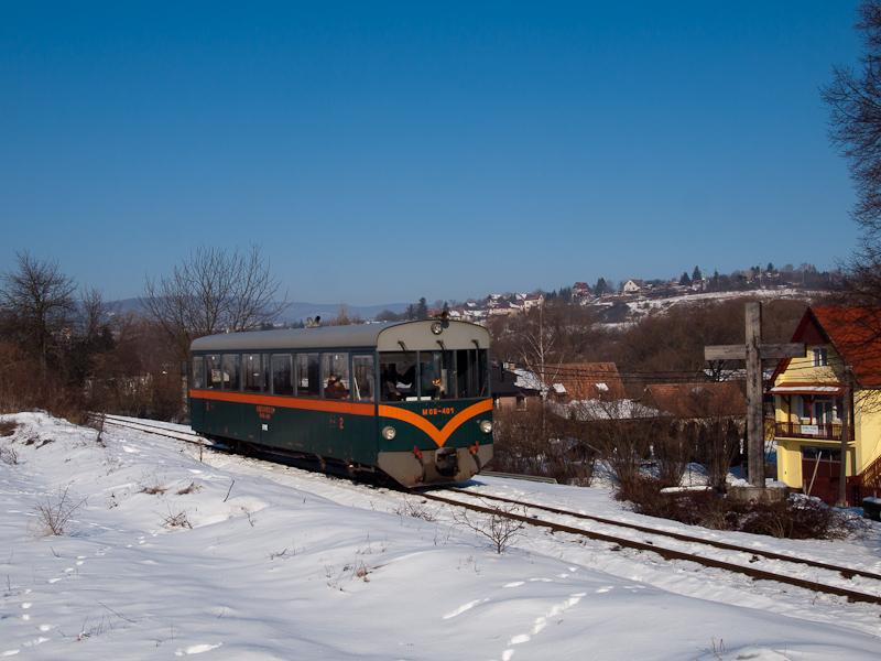 A Királyréti Erdei Vasút M06 401 Szokolya-Mányoki és Hártókút között fotó