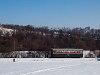 A Királyréti Erdei Vasút M06 401 Szokolya-Riezner és Paphegy között