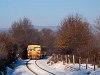 A MÁV-START 117 243 Szokolya és Berkenye között