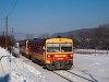 A MÁV-START 117 310 Nógrád és Berkenye között