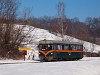 A Királyréti Erdei Vasút M06 401 Hártókút állomáson