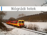Winters in Nógrád
