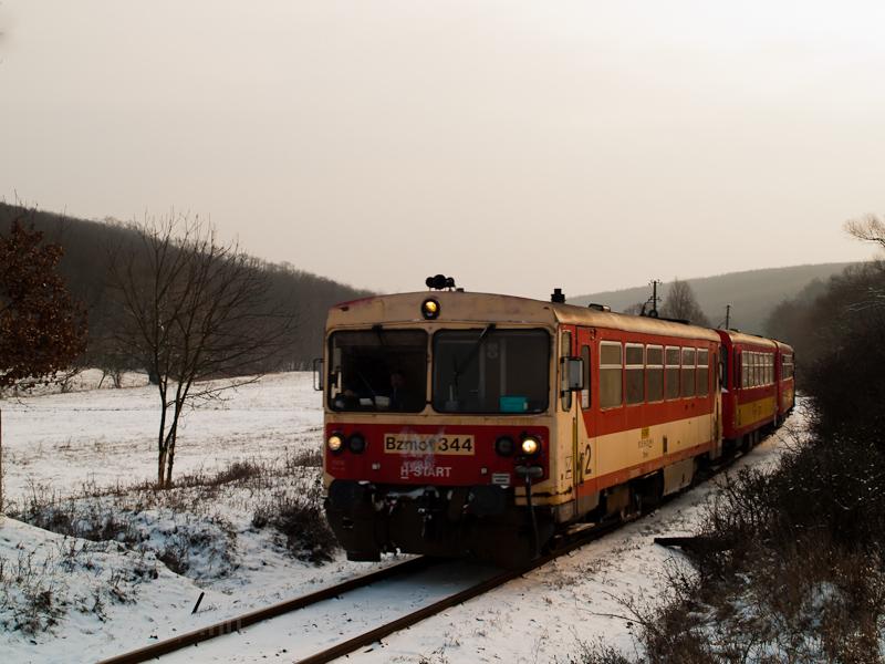 Bzmot 344 Berkenye és Szoko fotó