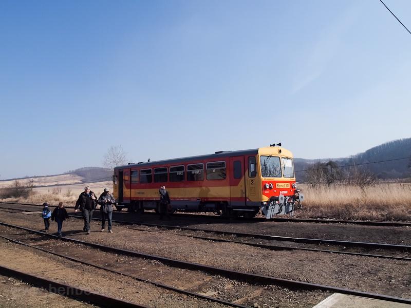 A Bzmot 344 Ipolytarnócon fotó