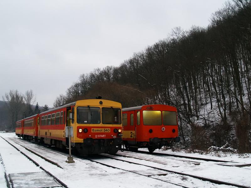 A Bzmot 340 Szokolyán fotó