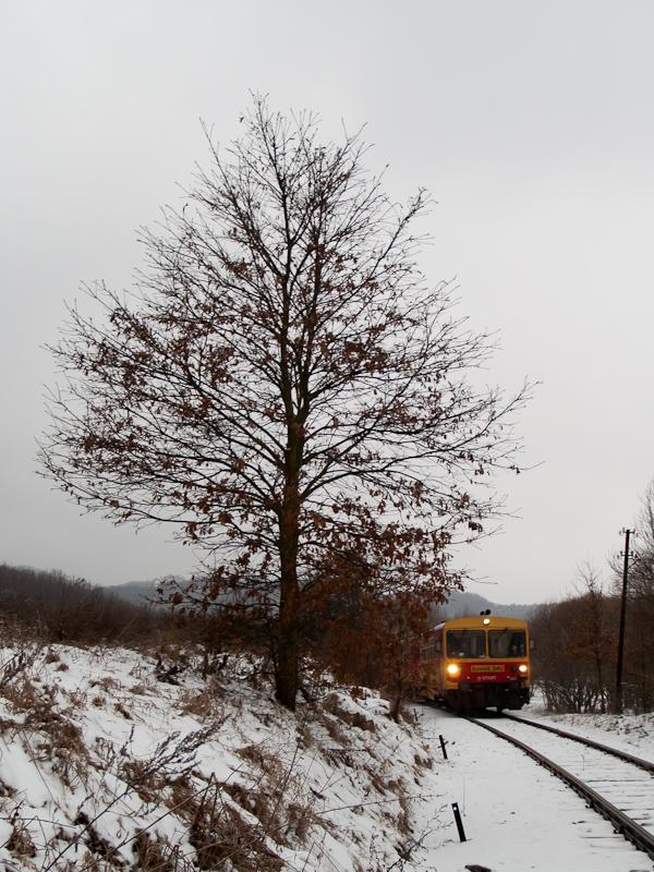 A Bzmot 340 Szokolya és Berkenye között fotó