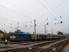 A V43 1342, a Bmxt 018 és a Bmxt 011 Vác állomáson