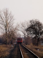 The Bzmot 198 between Jászapáti and Jászkisér